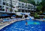 Hôtel Manzanillo - Dolphin Cove Inn-3