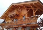 Location vacances Les Houches - Grand Chalet neuf vallée Chamonix 10 personnes-4