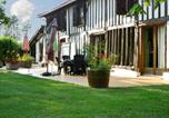 Location vacances Vert - Holiday Home Route de Chinan-4