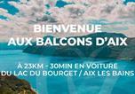 Hôtel Rhône-Alpes - Résidence Vacancéole - Les Balcons d'Aix-3