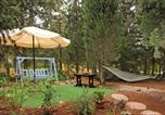 Location vacances Safed - Wooden Forest Cabin-4
