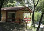 Camping avec Piscine couverte / chauffée Thoiras - Camping La Croix Clémentine-4