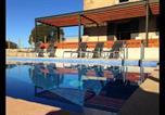 Location vacances Gironella - Gironella Villa Sleeps 23 with Pool-1