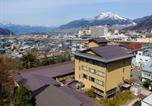 Hôtel Nagano - Hotel Housei-1