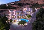 Location vacances Αχαρνές - Youktas Villas Rea & Melissa-2
