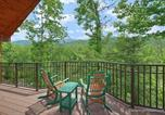 Location vacances Gatlinburg - Mountain Hideaway Holiday home-1