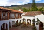 Hôtel Tunja - Posada Portal de la Villa-2