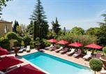 Hôtel 4 étoiles Nans-les-Pins - Villa Gallici Hôtel & Spa-2