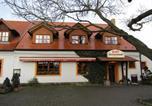 Hôtel Český Krumlov - Pension & Restaurant U Koňské dráhy Holkov-2