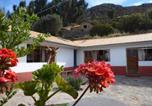 Location vacances Puno - Casa Inti Lodge-1