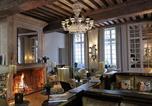 Hôtel 5 étoiles Chessy - Hôtel D'Aubusson-2