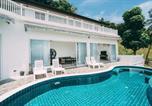 Location vacances Taling Ngam - Maltabar Sunset Villa-1
