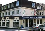 Hôtel Christchurch - Carrington House Hotel-3