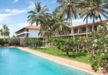 Villages vacances Dehiwala-Mount Lavinia - Oak Ray Haridra Beach Resort-1
