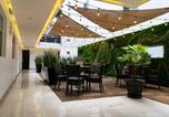 Hôtel Puebla - Hotel Señorial-4