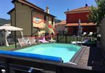 Location vacances Cesio - Casa Bea con Piscina e giardino-3