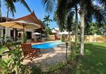 Location vacances Pa Khlok - Villa Bangjo - villa with tropical garden and refreshing pool-1