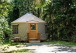 Villages vacances Langford - Mount Vernon Camping Resort 16 ft. Yurt 6-1