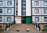 Hôtel Cantorbéry - Tyler Court - University of Kent-1