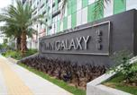 Hôtel Johor Bahru - Twin Galaxy Suites By Iconic Bliss-3