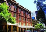 Hôtel Le grand aquarium - Base Sydney-2