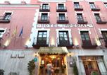 Hôtel Valladolid - Zenit Imperial-2