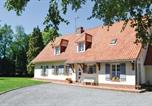 Location vacances Embry - Holiday home Campagne les Hesdin 53-1