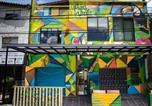 Location vacances Medellín - Hostal Pura Vida la 70-2