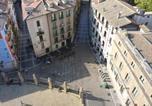 Hôtel Navarre - Albergue Plaza Catedral-3