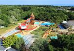 Camping avec Piscine couverte / chauffée Vannes - Capfun - Camping An Trest-1