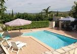 Location vacances Colombiers - Luxurious Villa in Puisserguier with Swimming Pool-1