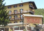Hôtel Folgaria - Hotel des Alpes-2