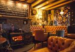 Hôtel Padstow - The Pickwick Inn & Oliver's Restaurant-2