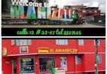 Location vacances  Colombie - El Amanecer Alojamiento Economico-1