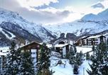 Location vacances Saas-Fee - Haus Apollo Glacier View-1