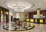 Hôtel Almaty - Ramada Almaty-2