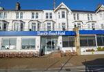 Hôtel Sandown - Shanklin Beach Hotel-1