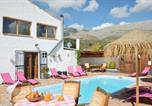 Location vacances Alfarnate - Casa La Negra-1