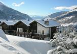 Location vacances Ernen - Two-Bedroom Apartment Aragon 2-2