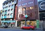 Hôtel Andorre - Hotel City M28-1