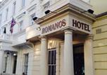 Hôtel Lambeth - Romanos Hotel-1