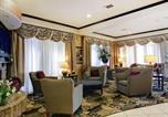 Hôtel Fort Stockton - Comfort Suites Fort Stockton-3