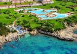 Hôtel 5 étoiles Grosseto-Prugna - Colonna Resort-1