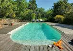 Location vacances Le Barroux - Le Barroux Villa Sleeps 8 Pool-3