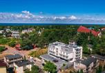 Hôtel Jastrzębia Góra - Villa Sosnowe Wzgórze-1