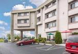 Hôtel Tukwila - Quality Inn Renton-1