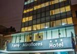 Hôtel Lima - Hotel Ferre Miraflores-2