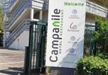 Hôtel Auteuil - Campanile Plaisir-4