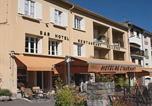 Hôtel Amélie-les-Bains-Palalda - Hotel Le Bellevue-4