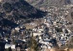 Location vacances Auvergne - Résidence Brousse appart 7-2
